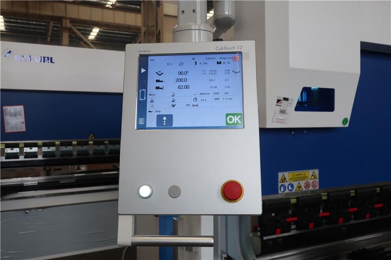 Sistemi CNC CybTouch 12 PS 2D