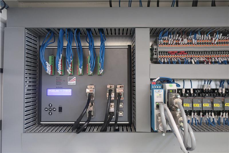 Lazersafe PCSS Një seri PLC e Sigurisë