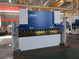 300 Ton hidraulike makinë nc frenave shtypni 5M me certifikimin e sigurisë CE