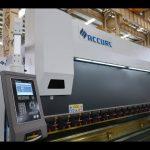 Makina e frenimit CNC me 4 aks makine 175 ton x 4000 mm CNC me motorizim kurorëzimi