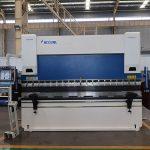 WC67K frenave hidraulike CNC shtyp, çmimi CNC makinë bending