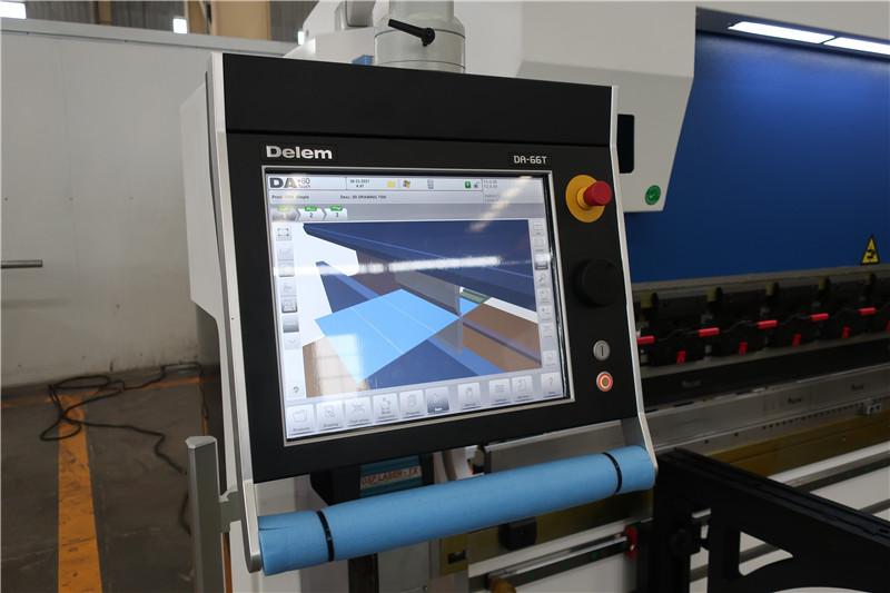Sistemi CNC 3D DELEM DA66T