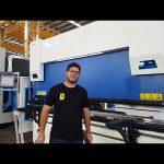 6-bosht CNC shtyp frenave euro pro B32135 me sistemin e fiksimit wila përmes klientëve Australian