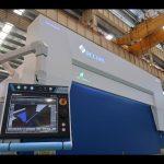 8 aks CNC frenave hidraulike shtyp 110 ton 3200mm