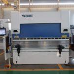 porcelani bërë CNC hidraulike shtyp frenave çelik inox fletë metalike makinë Bending