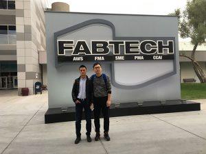 Accurl mori pjesë në ekspozitën e makinave në Las Vegas në Shtetet e Bashkuara në vitin 2016