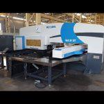 CNC servo drejtuar shtytje grykë ram frëngji 50 ton për servo cnc makinë punching