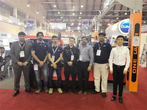 Vizita e delegacionit në Dubai Vizita jonë