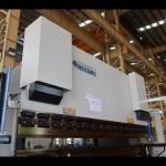 Frena hidraulike NC shtypëse / makinë për prerjen e fletëve metalike MB7-125Tx3200