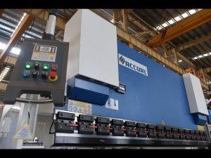 Bending makinë pllakë hidraulike pjatë MB7 100T 3200mm