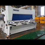 Makineria e prerjes gijotine me gërshërë të ndryshueshme me sistemin ELGO P40T CNC