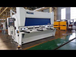 Makineria e prerjes me gërshërë të ndryshueshme me gërshërë të zakonshme me sistemin ELGO P40T CNC