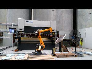Frenë shtypëse CNC robotike për sistemin e qelizave robotike bending