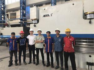 Delegacioni i Indonezisë erdhi për të vizituar fabrikën tonë