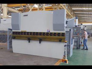 Brake prerëse CNC hidraulike NC Brake MB7-125Tx3200