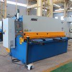QC11y-16X3200 CNC prerje çelik inox automatik hidraulik pjatë hekuri gijotinë makinë prerje me E21