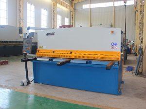markë e famshme QC12y / K 12X3200 makina qethëse hidraulike me cilësi të mirë
