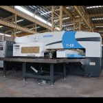 CNC shtypje hidraulike grusht shtypje për 30 ton CNC punching makinë shtypi