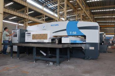 cnc shtypje grushta hidraulike grushta për 30 ton cnc punching makinë shtypi