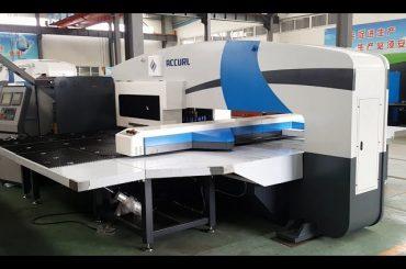 prodhuesit e shtypit CNC - shtytësit e grilave - makinat e servo punching me 5-aks CNC