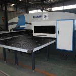 MAX-SF-30T prodhim CNC punching machine shtypi grusht hidraulike me Amada mjetet frëngji punching kontroll Fanuc
