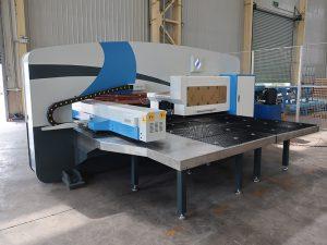 përpunim mekanik për shtypjen e grushta CNC