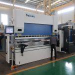 WC67K servo frena elektrike shtyp, makinë hidraulike Bending, CNC servo CNC makinë bending