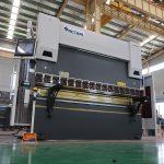 standard evropian delem DA52 auto hidraulike cnc makinë shtypi bending makinë