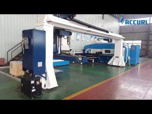stili i vinçave 5-bosht CNC frena shtypi robot bending / grusht punon shtyp