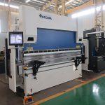 WC67Y-100T / 3200 makine me perde metalike, Makine hidraulike me prerje metalike
