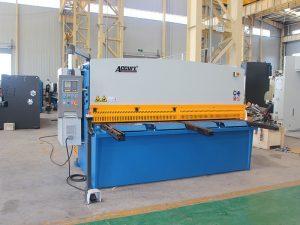 makine për prerje hidraulike me rreze rrotulluese