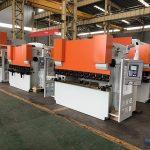 materiale ndërtimi materiale pjatë çeliku wc67y 300 ton 5000mm furnizuesi frenave shtypit në Kinë