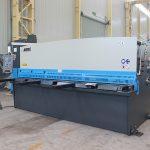 makinë hidraulike fletë metalike gijotinë prerje CNC prerje për pjatë metalike, makinë prerje metalike