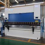 pjatë çeliku 7 bosht 400 Ton 6000 MM frenues CNC fërkoni makinë me CE dhe CQC