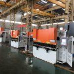 WC67K-30T 1600mm frena hidraulike e shtypit, fletë metalike Bending makine, me certifikatë CE