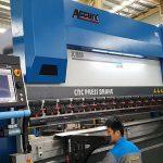 kornizë metalike CNC fletë metalike shtypi makinë frenave 300 Ton 6000mm / 4000mm