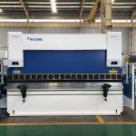 çmimi më i mirë hidraulik fletë metalike makinë shtypi frenave për lakimin çeliku të karbonit të eksportuara në botë