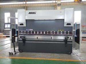 Me certifikatën CE të standardeve evropiane automatike hidraulike bending machine press brake