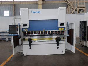 saktësi të lartë 4 + 1 aixs CNC makinë shtypi bending makinë me DA52S sistemit