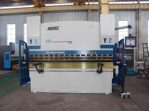 100 ton frenë CNC shtypni me vidhë topin hiwin