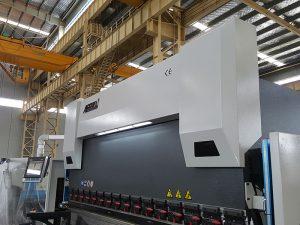servo elektrike 55 ton CNC frena pajisje shtypi me garanci 5 vjeçare