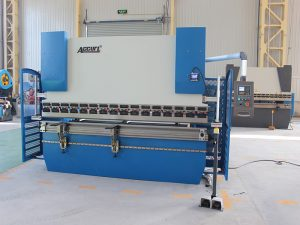 WC67K seri CNC hidraulike shtyp frenave